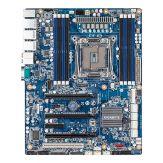 Gigabyte MW50-SV0 (Rev. 1.0) - Motherboard - ATX - Socket 2011-3 - Intel C612 - 3 x GLAN - RAID - Audio 8 Channel