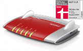 AVM FRITZ!Box 7560 - Wireless Router mit DSL-Modem - 4-Port-Switch - GigE - 802.11a/b/g/n/ac - Dual-Band - VoIP-Telefonadapter (DECT)