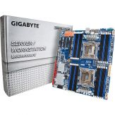 Gigabyte MD80-TM0 (Rev. 1.0) - Motherboard - EATX - 2 x Socket 2011-3 - Intel C612 - 3 x GLAN - RAID