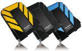 "ADATA DashDrive Durable HD710 - Festplatte - 2 TB - extern ( tragbar ) - 6.4 cm ( 2.5"" ) - USB 3.0 - 5400 rpm - Schwarz"