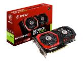 MSI GTX 1050 TI GAMING X 4G - Grafikkarten - GF GTX 1050 Ti - 4 GB GDDR5 - PCIe 3.0 x16 - DVI, HDMI, DisplayPort