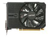 Zotac GeForce GTX 1050 Ti Mini - Grafikkarte - GF GTX 1050 Ti - 4 GB GDDR5 - PCI Express 3.0 x16 - DVI, HDMI, DisplayPort