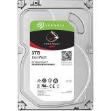 "Seagate IronWolf ST3000VN007 - Festplatte - 3 TB - intern - 8.9 cm ( 3.5"" ) - SATA 6Gb/s - 5900 rpm - Puffer: 64 MB"