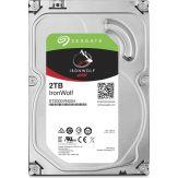 "Seagate IronWolf ST2000VN004 - Festplatte - 2 TB - intern - 8.9 cm ( 3.5"" ) - SATA 6Gb/s - 5900 rpm - Puffer: 64 MB"