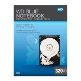 """WD Blue WD3200LPCX - Festplatte - 320 GB - intern - 6.4 cm ( 2.5"""" ) - SATA 6Gb/s - 5400 rpm - Puffer: 16 MB"""