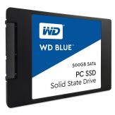 WD Blue PC SSD WDS500G1B0A - Solid-State-Disk - 500 GB - intern - 6.4 cm ( 2.5 Z ) - SATA 6Gb s