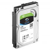 "Seagate SkyHawk Surveillance HDD ST2000VX008 - 24/7 Dauerbetrieb Festplatte - 2 TB - intern - 8.9 cm (3.5"") - SATA 6Gb/s - 7200 rpm - Puffer: 64 MB"