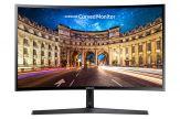 "Samsung CF396 Series C27F396FHU - LED-Monitor - gebogen - 68.6 cm (27"") - 1920 x 1080 - VA - 250 cd/m² - 3000:1 - 4 ms - HDMI, VGA - Shiny Black"