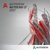 AutoCAD LT 2017 - New Subscription ( 3 Jahre ) + Advanced Support - 1 Platz - kommerziell - ELD - Single-user - Win
