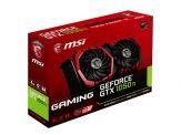MSI GTX 1050 TI GAMING 4G - Grafikkarten - GF GTX 1050 Ti - 4 GB GDDR5 - PCIe 3.0 x16 - DVI, HDMI, DisplayPort