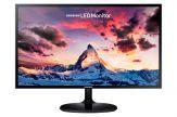 """Samsung SF350 Series S27F350FHU - LED-Monitor - 68.58 cm ( 27"""" ) - 1920 x 1080 - Plane to Line Switching (PLS) - 250 cd/m² - 4 ms - HDMI, VGA - Black"""