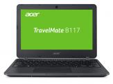 "Acer TravelMate B117-M-P12K - Win 10 Home - Pentium N3710 / 1.6 GHz - 4 GB RAM - 500 GB HDD - 29.46 cm ( 11.6"" ) 1366 x 768 ( HD ) - HD Graphics 405"