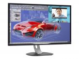 "Philips Brilliance BDM3270QP2 - LED-Monitor - 81.3 cm (32"") - 2560 x 1440 - A-MVA - 250 cd/m² - 4 ms - HDMI (MHL), VGA, DVI-D, DP - Lautsprecher"