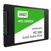 "WD Green PC SSD WDS120G1G0A - Solid-State-Disk - 120 GB - intern - 6.4 cm (2.5"") - SATA 6Gb/s"