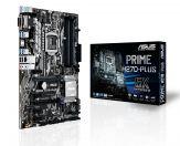 ASUS PRIME H270-PLUS - Motherboard - ATX - LGA1151 Socket - H270 - USB 3.0 - Gigabit LAN - Onboard-Grafik (CPU erforderlich) - HD Audio (8-Kanal)