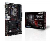 ASUS PRIME B250-PLUS - Motherboard - ATX - LGA1151 Socket - B250 - USB 3.0, USB-C - Gb LAN - Onboard-Grafik (CPU erforderlich) - HD Audio (8-Kanal)