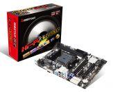Biostar Hi-Fi A70U3P AMD A70M Socket FM2+ Micro ATX