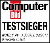 """Iiyama G-MASTER GB2488HSU-B3 - LED-Monitor - 61 cm (24"""") - 1920 x 1080 Full HD bei 144 Hz - TN - 350 cd/m² - 1000:1 - 1 ms - 2xHDMI, DVI-D, DP - Lauts"""