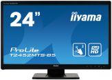 "Iiyama ProLite T2452MTS-B5 - LED-Monitor - 61 cm (24"") - Touchscreen - 1920 x 1080 - TN - 300 cd/m² - 1000:1 - 2 ms - HDMI, DVI-D, VGA - Lautssprecher"