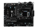 MSI H270 PC MATE - Motherboard - ATX - LGA1151 Socket - H270 - USB 3.1 - Gigabit LAN - Onboard-Grafik (CPU erforderlich) - HD Audio (8-Kanal)