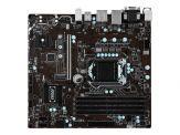 MSI B250M PRO-VDH - Motherboard - Mikro-ATX - LGA1151 Socket - B250 - USB 3.1 - Gigabit LAN - Onboard-Grafik (CPU erforderlich) - HD Audio (8-Kanal)