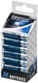Tecxus - Batterie 24 x AAA Alkalisch