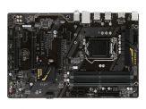 Gigabyte GA-Z270P-D3 - 1.0 - Motherboard - ATX - LGA1151 Socket - Z270 - USB 3.1 - Gigabit LAN - Onboard-Grafik (CPU erforderlich) - HD Audio - Bulk