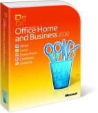 Microsoft Office Home and Business 2010 - Lizenz - 1 PC - PKC - Win - Deutsch