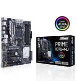 ASUS PRIME X370-PRO - Motherboard - ATX - Socket AM4 - AMD X370 - USB 3.1 - Gigabit LAN - Onboard-Grafik (CPU erforderlich) - HD Audio (8-Kanal)