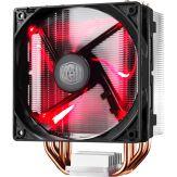 Cooler Master Hyper 212 LED - Prozessorkühler - Aluminium und Kupfer - 120 mm