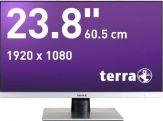 """TERRA GREENLINE PLUS 2462W - LED-Monitor - 60.5 cm (23.8"""") - 1920 x 1080 Full HD - A-MVA - 250 cd/m² - 4 ms - HDMI, DVI-I, DisplayPort - Lautsprecher"""