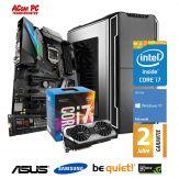 ACom Ultra Gamer 2017 G7 i7-1080 - Win 10 - Intel Core i7-7700K - 16 GB RAM - 250 GB SSD M.2 + 2 TB HDD - DVD-Brenner - GF GTX 1080 - 650 Watt