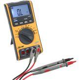 InLine - Multimeter 5-in-1 - mit Temperatur-, Luftfeuchte-, Helligkeits- und Lautstärkemessung