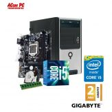 ACom Angebot des Monats Intel STARTER 160-G6 -  Intel® Core™ i5-6400 - 4 GB RAM - 1 TB HDD - DVD-Brenner - Intel HD 530 - USB 3.0 - 450 Watt