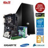 ACom Sommer Special G7 i5-7600K - Win 10 - Intel Core i5-7600K - 8 GB RAM - 250 GB SSD + 1 TB HDD - GF GTX 1050 Ti 4 GB - 550 Watt