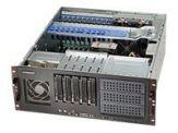 Supermicro SC842 XTQ-R606B - Rack - 4U - E-ATX - 600 Watt redundant