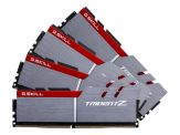 G.Skill TridentZ Series - DDR4 - 32 GB: 4 x 8 GB - DIMM 288-PIN - 3600 MHz / PC4-28800 - CL17 - 1.35 V - ungepuffert - nicht-ECC