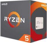 AMD Ryzen 5 1600X - 3.6 GHz - 6-Core - 12 Threads - 16 MB Cache-Speicher - Socket AM4 - Box ohne Kühler