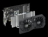 ASUS ROG-STRIX-RX570-O4G-GAMING OC Edition - Grafikkarten - Radeon RX 570 - 4 GB GDDR5 - PCIe 3.0 x16 - 2 x DVI - HDMI - DisplayPort