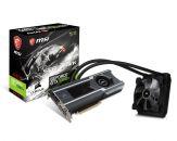 MSI GeForce GTX 1080 Ti Sea Hawk X - Grafikkarten - GF GTX 1080 Ti - 11 GB GDDR5X - PCIe 3.0 x16 - DVI, HDMI, 3x DisplayPort