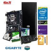 ACom Ultra Gamer G7 i5-1060 V2 - Win 10 Pro - Intel Core i5-7500 Kaby Lake - 8 GB RAM - 240 GB SSD + 1 TB HDD - GF GTX 1060 3GB - DVD-Brenner
