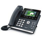 Yealink SIP-T46G - VoIP-Telefon - SIP, SIP v2 - 6 Leitungen