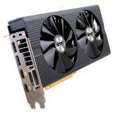 Sapphire NITRO+ RX 480 OC - Grafikkarten - Radeon RX 480 - 8 GB GDDR5 - PCIe 3.0 x16 - DVI, 2 x HDMI, 2 x DisplayPort - Lite Retail (11260-07-20G)