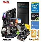 ACom Ultra Gamer 2017 G7 i7-1080 Ti - Win 10 - Intel Core i7-7700K - 16 GB RAM - 250 GB SSD M.2 + 2 TB HDD - DVD-Brenner - GF GTX 1080 Ti - 650 Watt