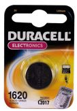 Duracell CR1620 Knopfzelle, Lithium, 3V