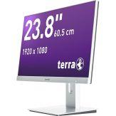 "Wortmann TERRA ALL-IN-ONE-PC 2405HA - GREENLINE - All-in-One (Komplettlösung) - 1x Core i5 6400 / 2.7 GHz -RAM 8 GB - 1 TB -60.5 cm (23.8"") -Win10Pro"