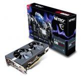 Sapphire NITRO+ RX 580 - Grafikkarte - Radeon RX 580 - 4 GB GDDR5 - PCIe 3.0 x16 - DVI - 2 x HDMI - 2 x DisplayPort - Lite Retail