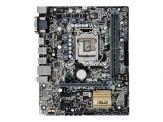 ASUS H110M-PLUS - Motherboard - Mikro-ATX - LGA1151 Socket - H110 - USB 3.1 - Gb LAN - Onboard-Grafik (CPU erforderlich) - HD Audio (8-Kanal)