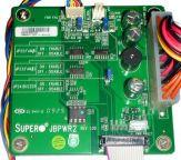 Supermicro CSE-PTJBOD-CB2 - Netzteilüberwachungs-/Lüftergeschwindigkeitssteuerungs-Karte - für SC216; SC417; SC826; SC836; SC837; SC846; SC847; SC9336