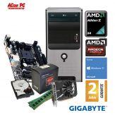 ACom Ultra Gamer 2017 AMD X4-560 - Win 10 - AMD II X4 845  - 8 GB RAM - 1 TB HDD - DVD-Brenner - Radeon RX 560 2 GB - USB3.0 - 350 Watt